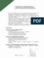 Administracion Publica Nuevo