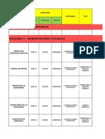 Fase i -Categorizacion
