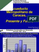 (2014!02!04) PAEZ Acueducto Metropolitano de Caracas