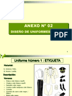 Regla. General de Uniforme PNP 12 - ANEXO