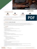 Brochure Suscripciones 2019