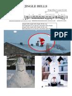 Jingle Bells (Melodika) - Full Score