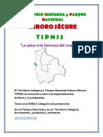 Territorio Indígena y Parque Nacional Tipnis