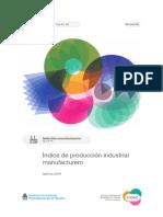 IPI manufacturero abr2019