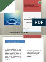 Presentacion de Electroagulacion