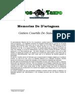 De Sandras, Gatien Courtilz - Memorias De Dartagnan Digital.Doc