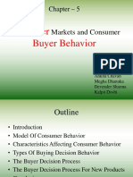 Mm Ppt Consumer Behavior
