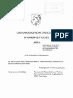 OLG Duesseldorf Satco Europe v Dream Property