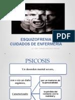Esquizofrenia 2016