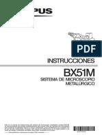 BX51M SISTEMA DE MICROSCOPIO METALÚRGICO
