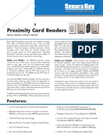 Standalone Prox Readers