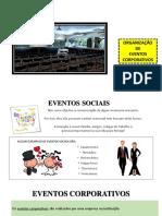2019 Aula - Organizacao de Eventos Corporativos