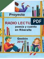 Radio Lecturas en Riberalta