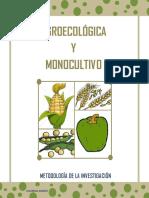 Trabajo Agroecologia y Monocultivo