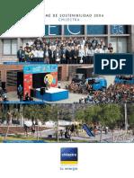 Informe Sostenibilidad Chilectra 2004