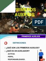 Presentacion Primeros Auxilios Avanzados
