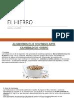 EL HIERRO 2.pptx