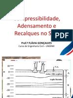 Compressibilidade+e+Adensamento+do+Solo+