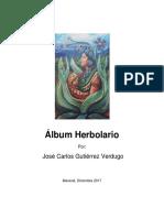 Album Curso de Herbolaria