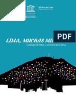 Lima-Muchas-Miradas-Catalogo de Ideas y Acciones Para Li