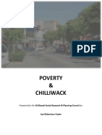 Poverty & Chilliwack Report Dec 2018