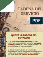Cadena Del Servicio