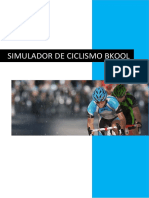 Simulator Bkool 3 ES