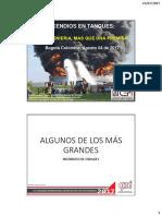 Incendios en Tanques Mas Que Una Premisa Ago-2017