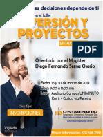 Inversión y Proyecto