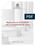INTERPOL Rules on the Processing of Data-ES