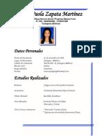 ENTREVISTA Acerca de La Lectura Ana Zapata