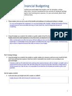copy of  eschool  ela career development unit 3-module 1 assessment - budgeting