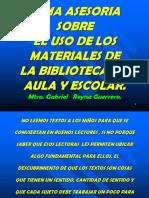 Servicios Biblioteca Escola r