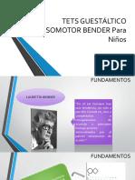 TETS GUESTÁLTICO VISOMOTOR BENDER.pptx