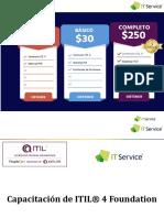 ITIL4- Foundation Completo - IT Service Seminario v2.pdf