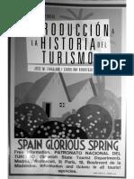 Historia Del Turismo