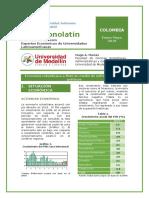 Informe Economia Colombia Mayo 2019