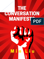 The Conversation Manifesto by Min Liu