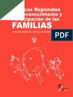 Políticas Regionales de Reconocimiento y Participación de Las Familias