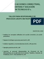 Taller 8 D-sGM2014 Alternatvo