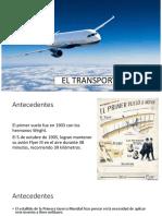 El Transporte Aéreo