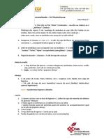 Plano Nutricional Paula Sousa