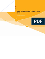 Guia Powerpoint 2016