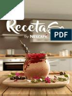 Recetario Nescafe