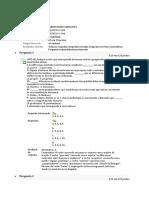 Estudos Disciplinares XI - Questionário Unidade II