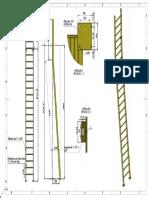 Ensamble de Escalera Semi Vertical de Platina 03-06-19