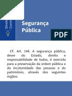 Segurança Pública 144