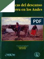 Dinamicas Del Descanso de La Tierra en Los Andes