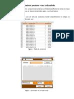 Factura Macros Excel