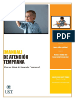 Manual de atencion temprano
